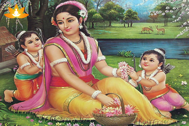 Sita: The Bravest Mother