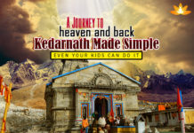 A Journey to heaven and back - Kedarnath Dham - Even Your Kids Can Do It