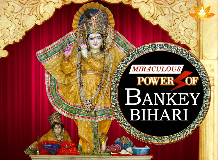 Know the secret of Bankey Bihari in Vrindavan and Power