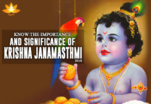 Importance and Significance of Krishna Janamasthmi 2018