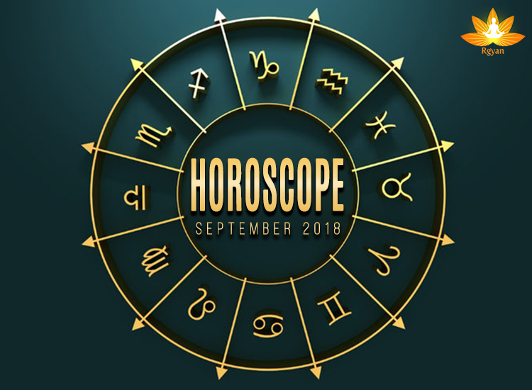 September 2018 Monthly Horoscope - September Rashifal