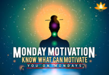 Monday Motivation - Know What Can Motivate You On Monday