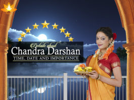 Chandra Darshan 2018 - Time, Date and Importance