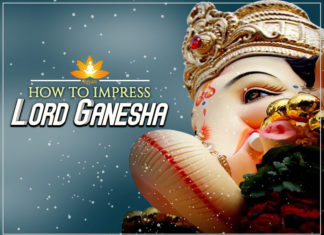 How to Impress Lord Ganesha - Lord Ganesha Favorite fruits and others