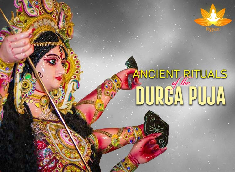 Past Tradition of Durga Puja - Ancient Rituals of the Navratri Puja