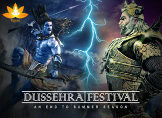 Dussehra Festival - The End to Summer Session