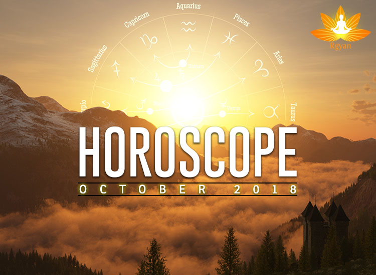 October 2018 Monthly Horoscope - October Rashifal