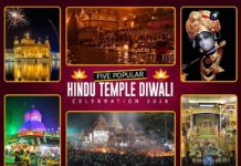 Diwali Celebration in Hindu Temples(Diwali 2018) - Temples In India | Diwali Celebration | Hindu Festival | Rgyan Blog