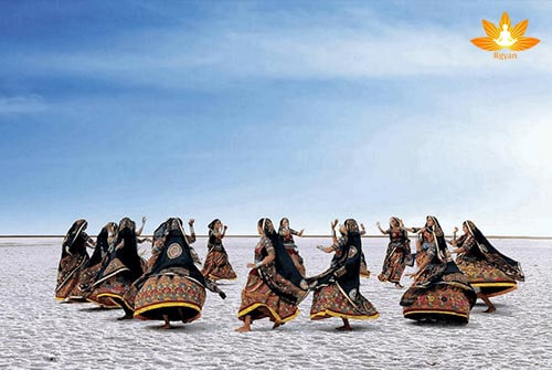 Rann Utsav Kutch/Winter Dessert Festival - Rgyan Blog