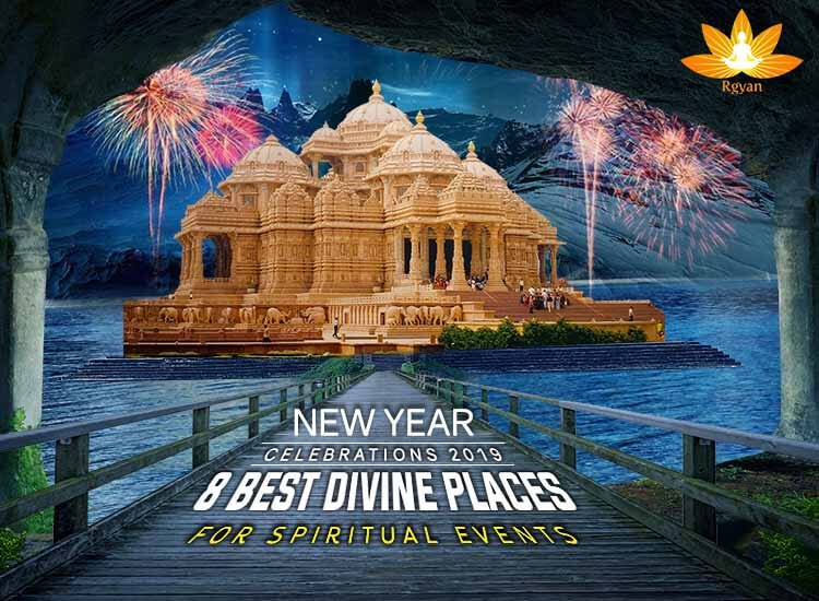 8 Best Divine places for New Year Celebration in India
