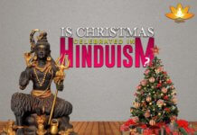 Christmas celebration in Hinduism - Christmas Celebration 2018
