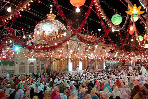 New Year Celebration in Ajmer Sharif