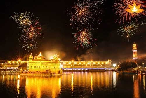 New Year Celebration in Amritsar
