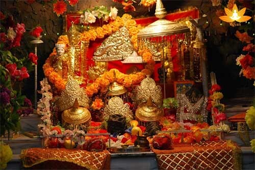 New Year Celebration in Vaishno Devi