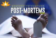 Post Mortem in Hindu Society - Reason of Post Mortem at Day Time