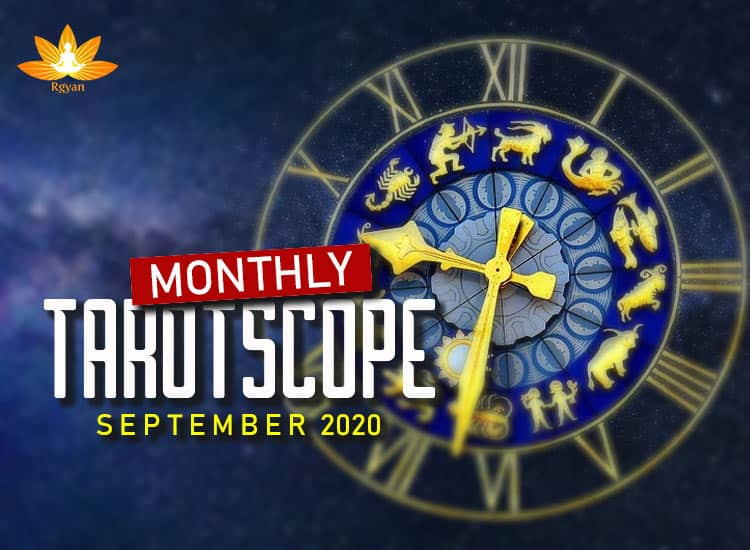 monthly tarotscope september 2020