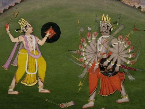 Akshaya Tritiya and Parshuram born