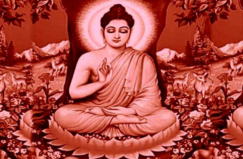 Attainment of knowledge of lord buddha