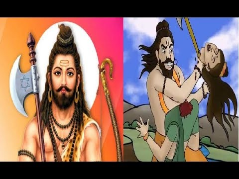 Parashuram killed his mother Renuka & cut her head