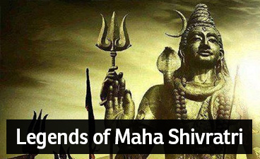Legends of Shivratri