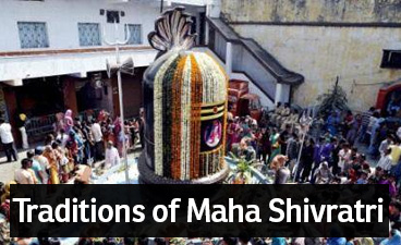 Tradition of Shivratri