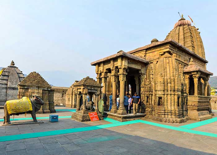 Baijnath Shiv Temple