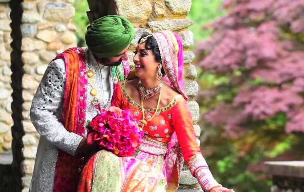 First Lohri of a Baby and a Bride