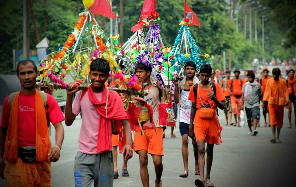 Facts about Kanwar Yatra