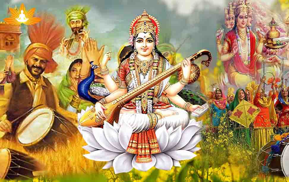 Mythology Of Vasant Panchami