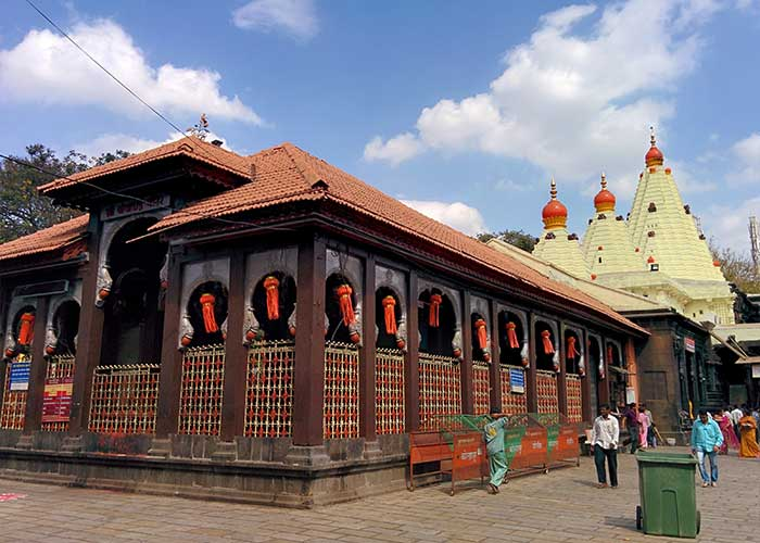 Shree Ambabai Temple, Mahalakshmi Temple