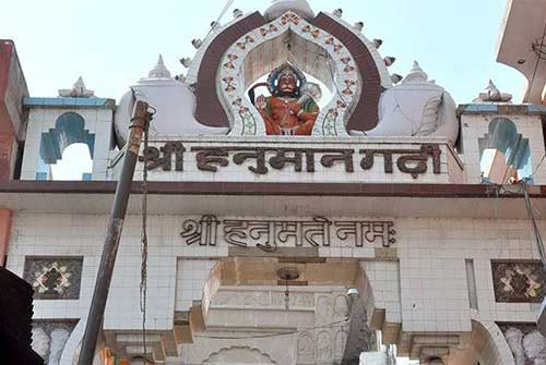 8 Famous Lord Hanuman Temples in India
