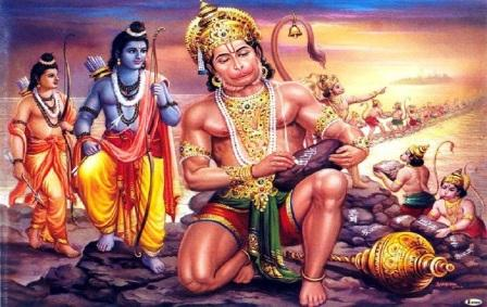 Hanuman Jayanti Mythology