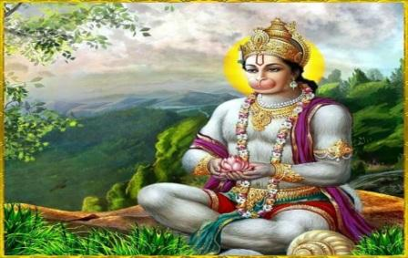 108 different Names of Lord Hanuman