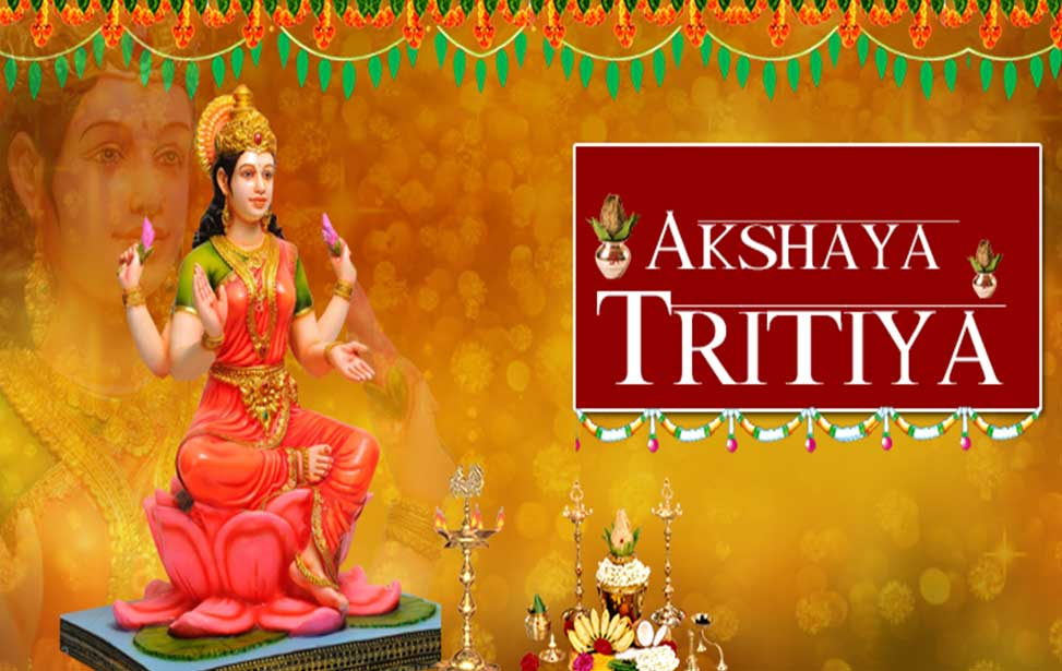 Akshaya Tritiya Mythology