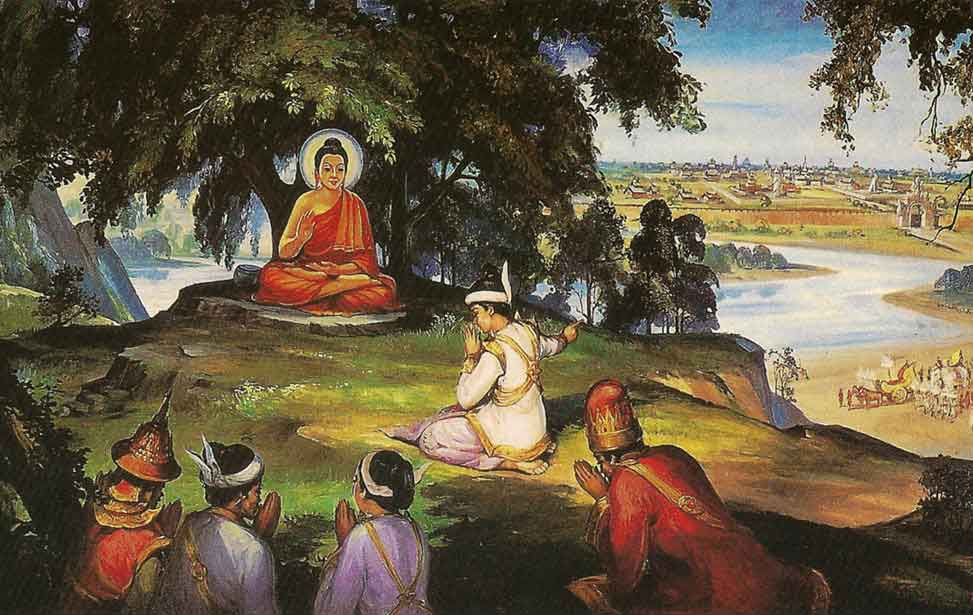 Spread of Buddhism in Kosala