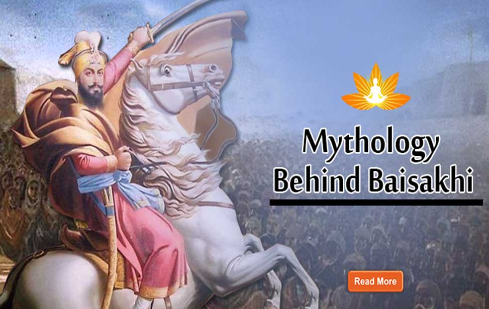Mythology Of Baisakhi