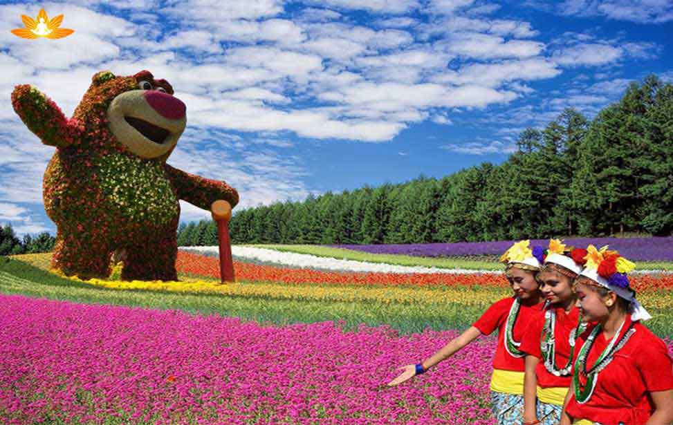 Sikkim International Flower Festival
