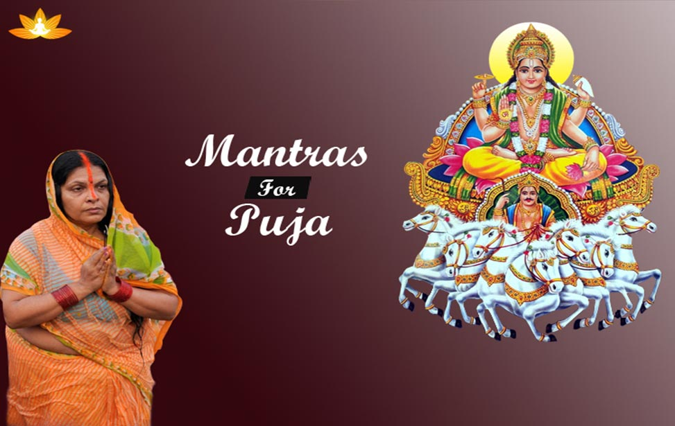 Mantras for Chhath Puja