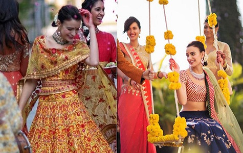Importance of First Teej: An excitement for new brides
