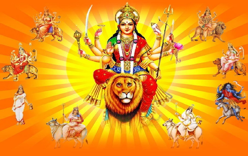Shardiya Navratri 2019 Dates