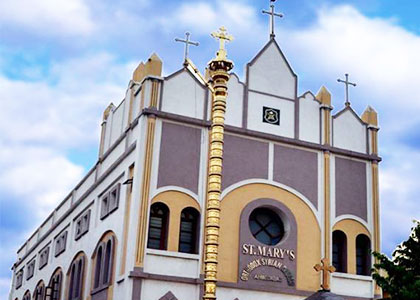 St Mary's Orthodox Cathedral