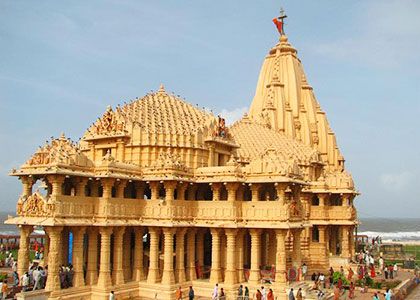 Shree Somnath Jyotirlinga Temple / Somnath Temple