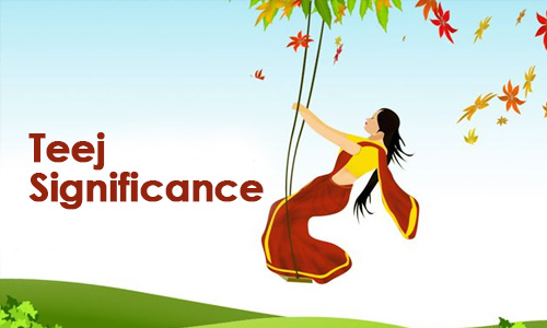 Significance of Teej