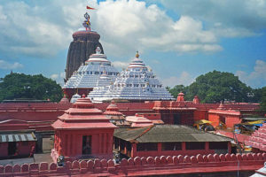 Lord Jagannath Temple