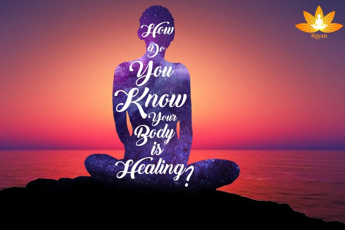 How Do You Know Your Body Is Healing